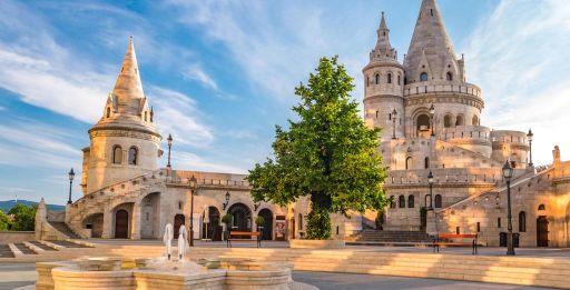 Escapade 4* en plein coeur de Budapest