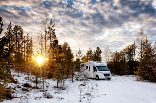 Trend: Wintercamping