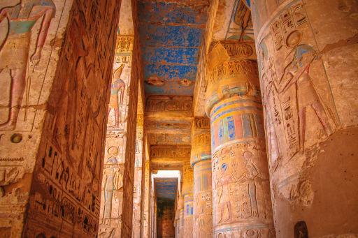 Croisière inoubliable en Egypte