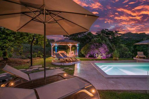 Appartement avec piscine en Martinique