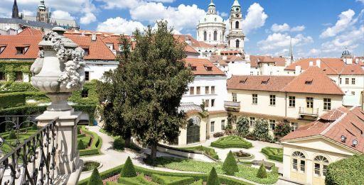 Séjournez au coeur de la ville de Prague