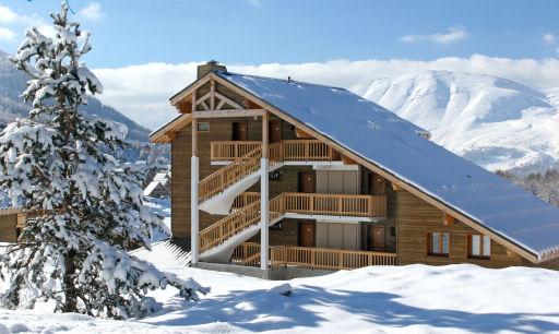 Christmas & NYE French Alps 7nt apartment break (sleeps 5)