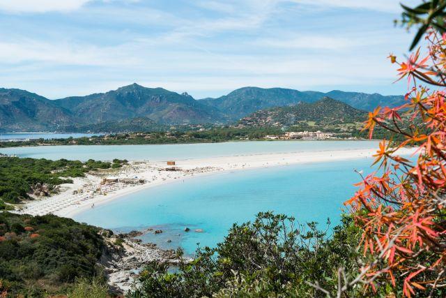 Bay, Beach, Body of water