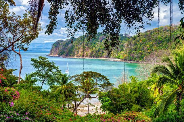 Dschungel und Meer in Costa Rica