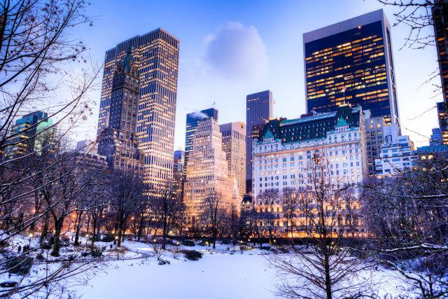 city-break-new-york