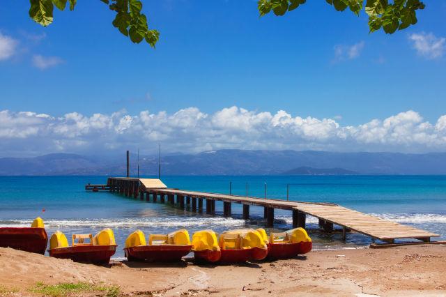 Beach, Boat, Body of water