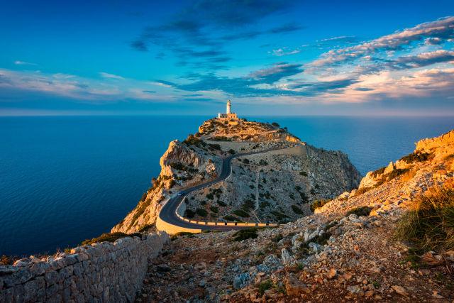 Kap von Mallorca, Balearen
