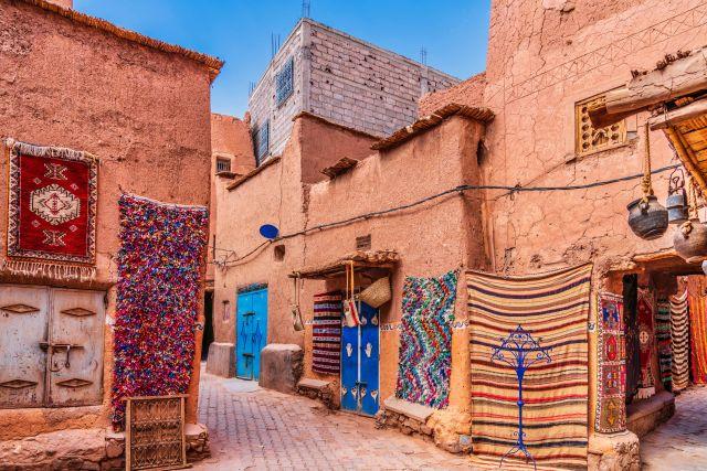 Africa, Marrakech, Marrakech-Medina