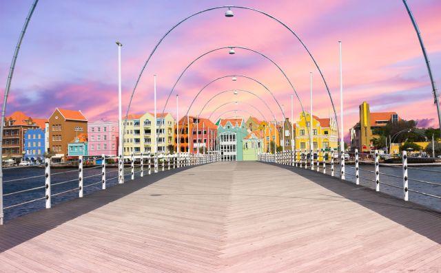 Boardwalk, Bridge, Building