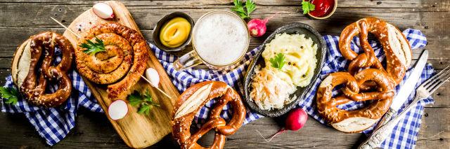 Bavaria, Europe, Food