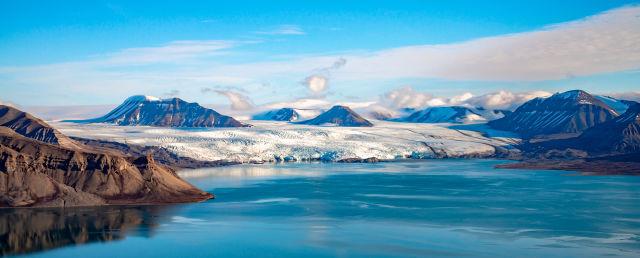 Europe, Glacier, Ice