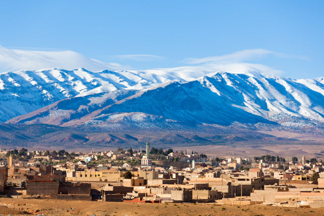 Africa, Morocco