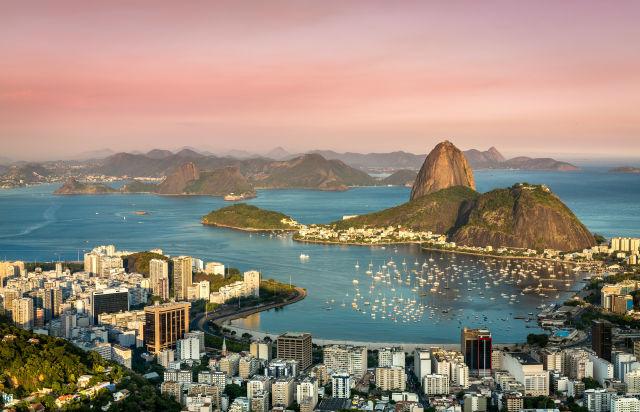 Brazil, Rio de Janeiro, South America