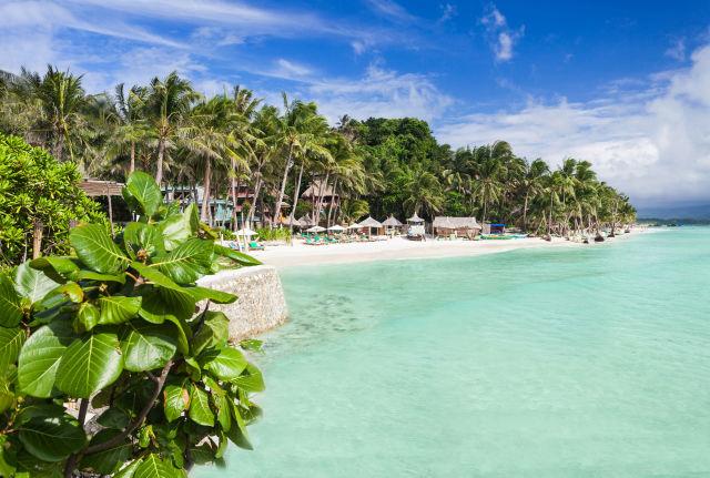 Asia, Boracay Island, Philippines