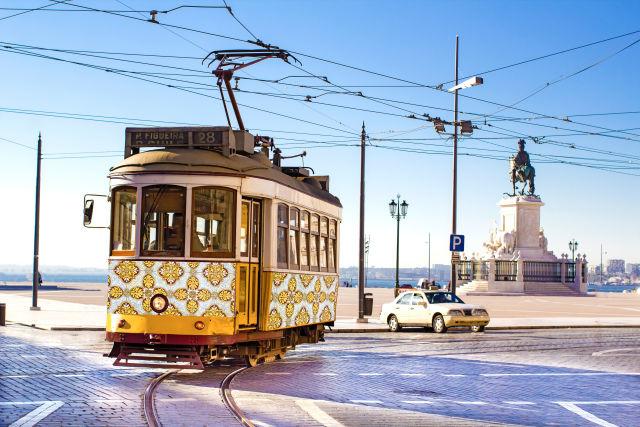 Europe, Lisbon, Portugal