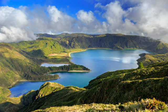 Azores, Coast, Europe