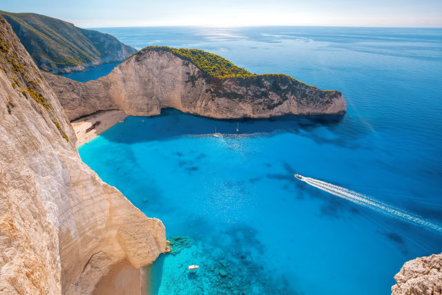 Coast, Europe, Greece