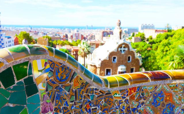 Amusement Park, Barcelona, Catalonia