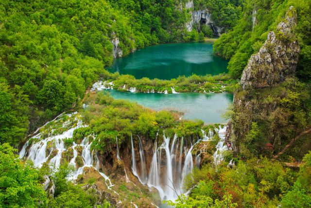 Croatia, Europe, Land