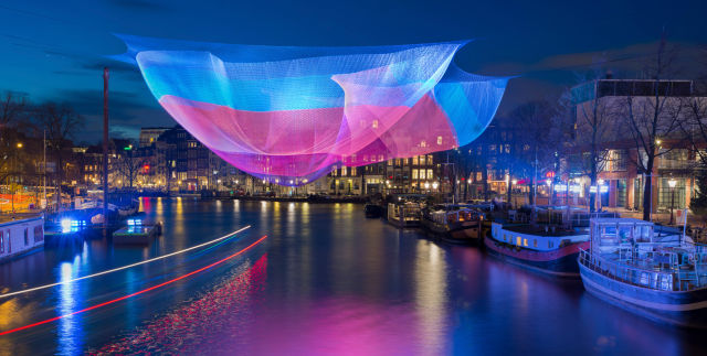 Amsterdam, Architecture, Boat