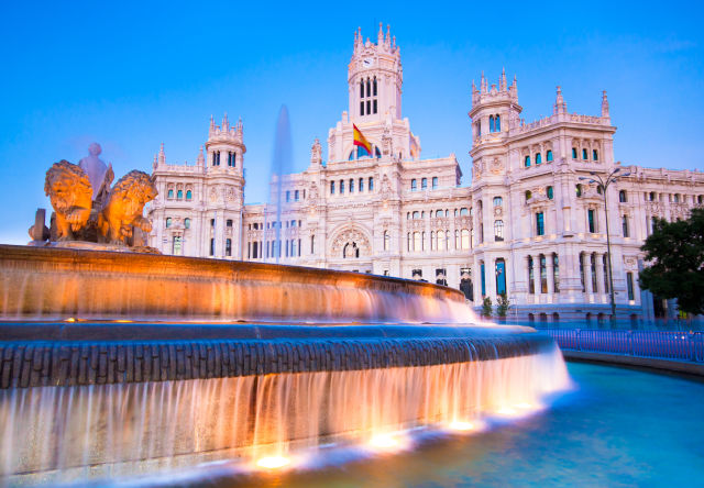 Europe, Madrid, Spain