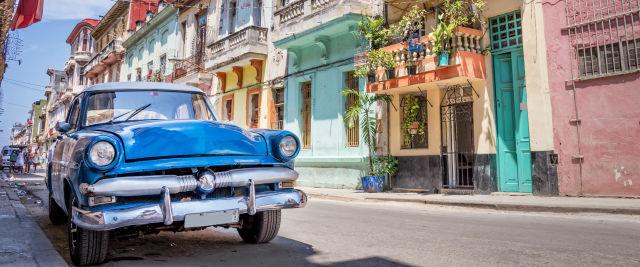 Cuba, North America