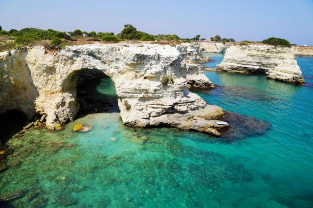 Campania, Cave, Coast