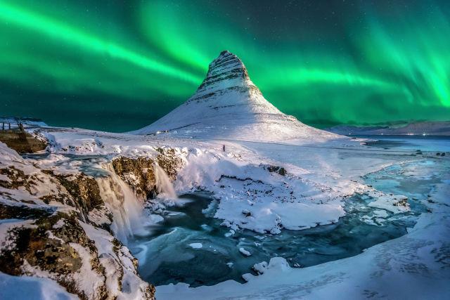 Aurora, Europe, Iceland