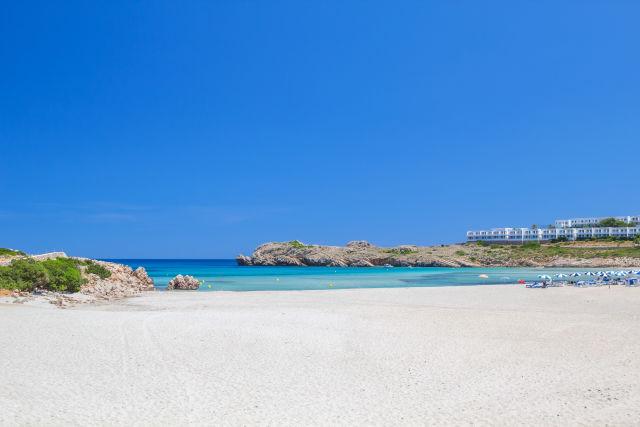 Balearic Islands, Beach, Cala Son Saura