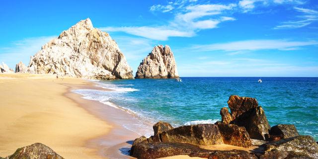 Baja California Sur, Beach, Cabo San Lucas