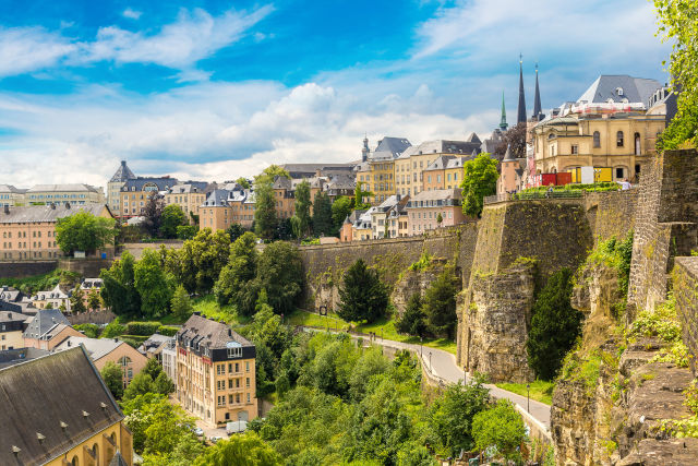 Europe, Luxembourg, Ville de Luxembourg