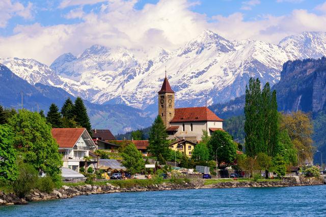 Europe, Switzerland