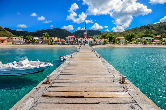 Martinique, North America