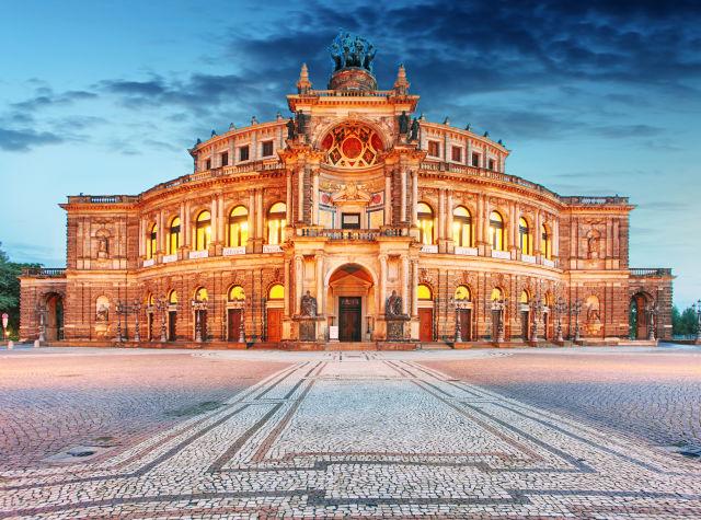 Dresden, Europe, Germany