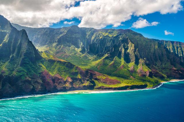 Hawaii, Kauai, Kauai Island