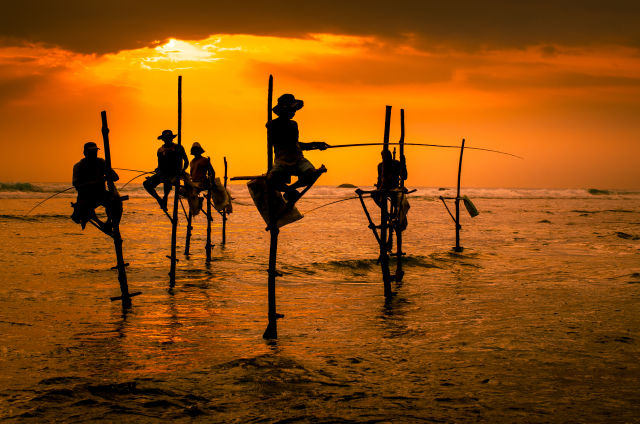 Asia, Fishing, Outdoors