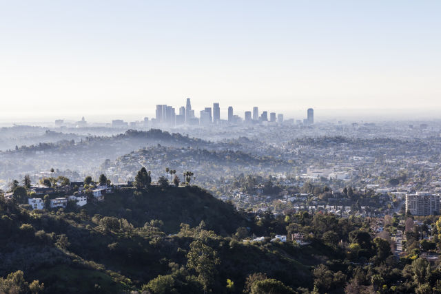California, Los Angeles, North America