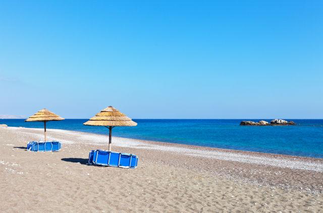 Beach, Coast, Dodecanese