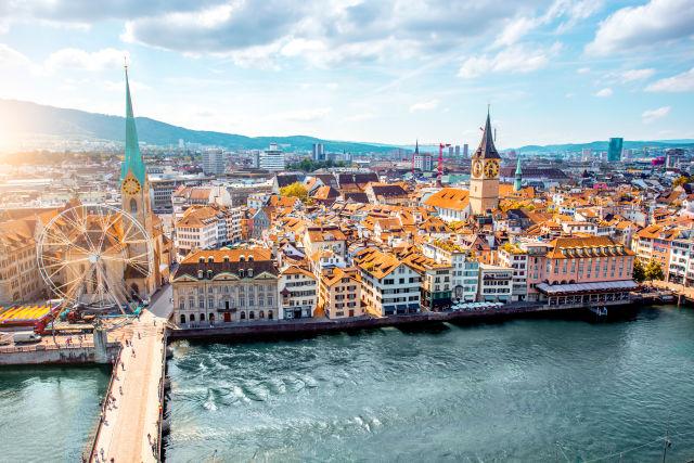 Europe, Switzerland, Zurich