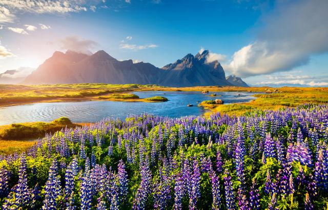 Europe, Iceland, Cloud