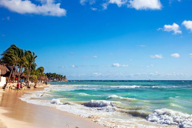Mexico, North America, Playa del Carmen