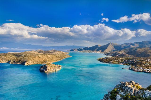 Coast, Crete, Europe