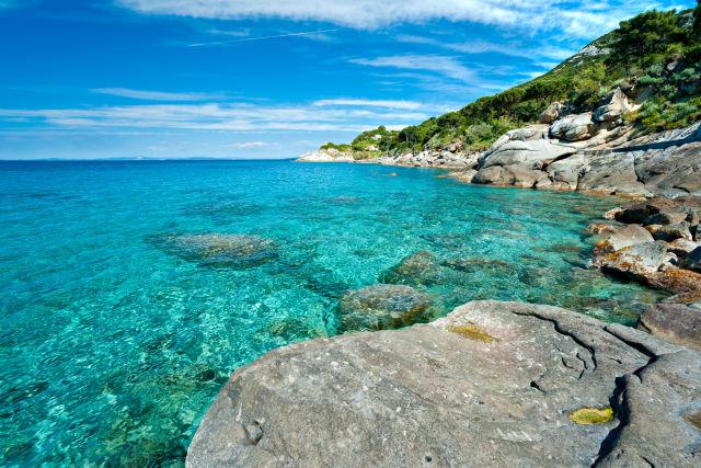 Coast, Elba, Europe