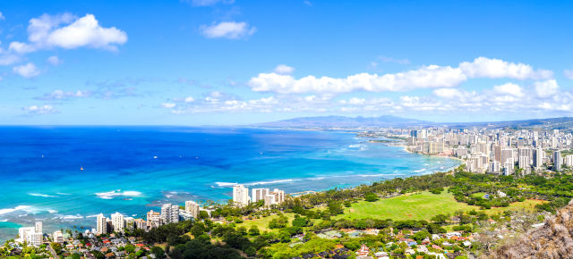 Hawaii, Honolulu, North America