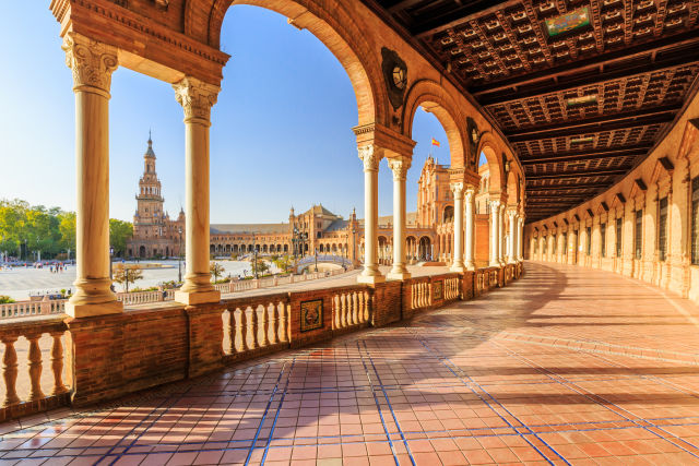 Andalusia, Architecture, Building