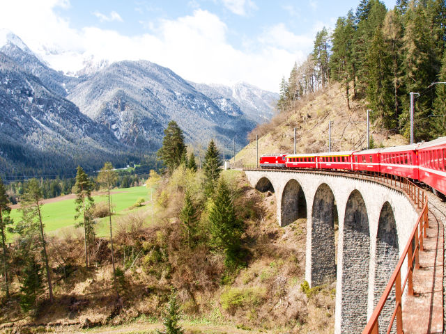 Bridge, Building, Europe