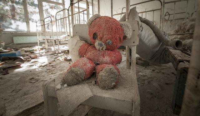 Chernobyl, Europe, Kyiv