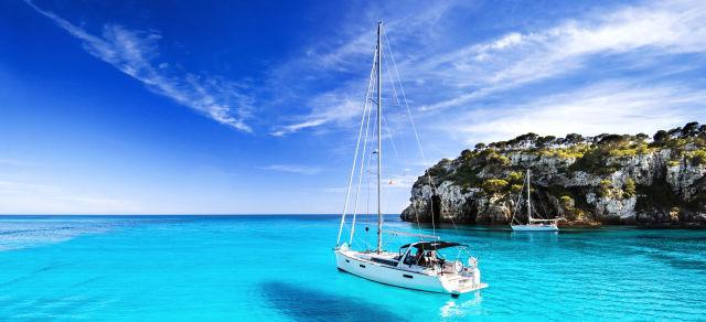 Balearic Islands, Boat, Europe