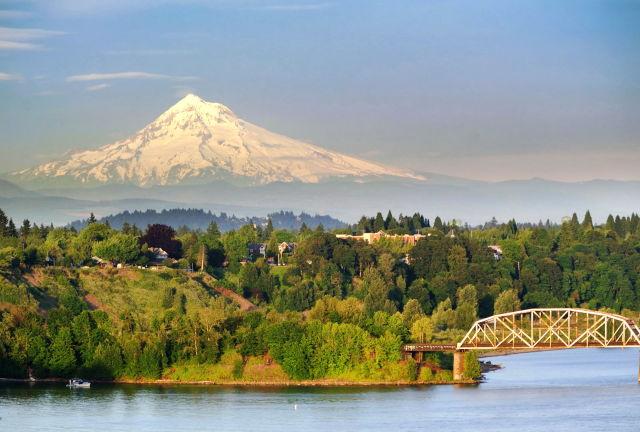 Multnomah, North America, Oregon
