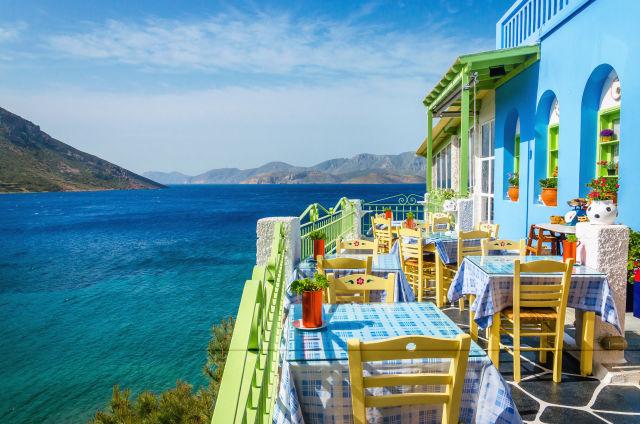 Building, Chair, Crete